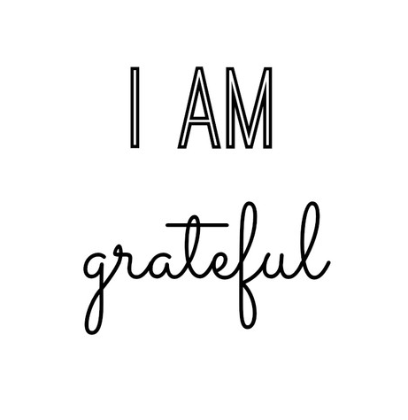 Grateful!