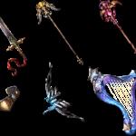【グラブル】ジョブ専用武器は結局リミ武器染めで攻刃過多じゃないと運用難しい?