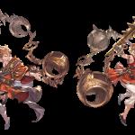【グラブル】新ジョブ「モンク」は得意武器格闘/杖・・・モンクというと基本ジョブなイメージあるけどどんなジョブになりそう?