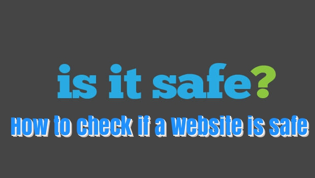 Is it a legitimate website  - Uj7EF1509990414 - How to check if a Website is safe