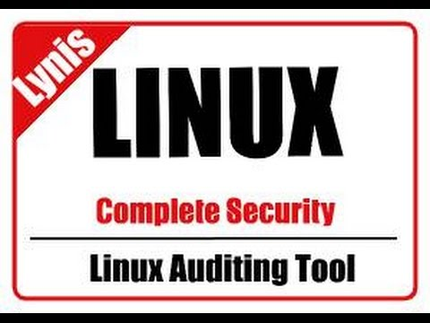 Lynis – Open source security auditing tool