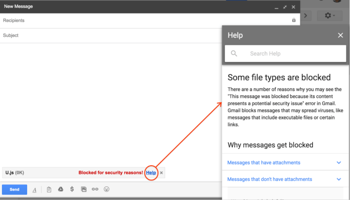 Gmail Attchment