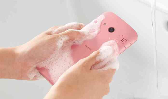 KYOCERA Introduces Washable Smartphone