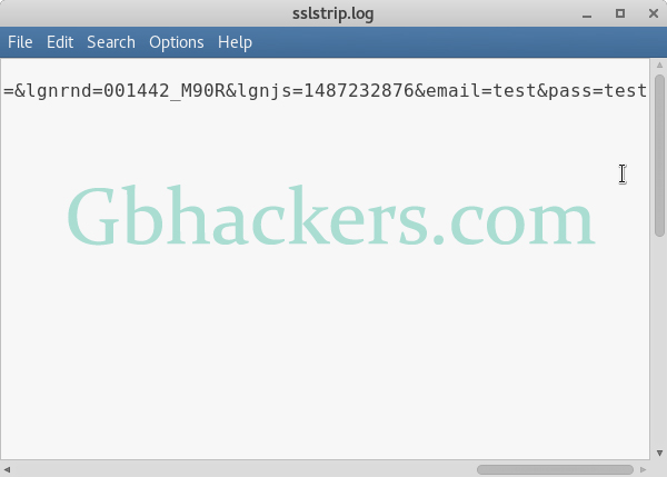 MITM attack over HTTPS connection with SSLStrip  - sslstrip7 - MITM attack over HTTPS connection with SSLStrip