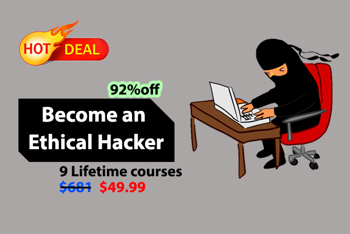 Ethical Hacking  - Hacking Course - Complete Ethical Hacking and Penetration Testing Course