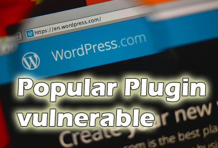 WordPress Download Manager Plugin Vulnerable to Cross Site Scripting  - plugin - WordPress AffiliateWP Plugin Vulnerable for Cross-Site Scripting