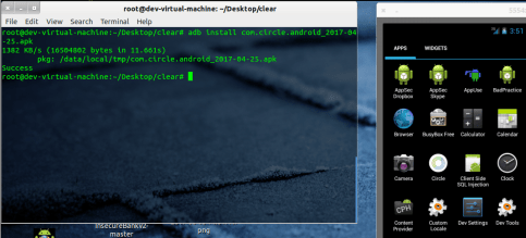 - 3 - Android Application Penetration testing Part 3