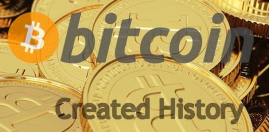Bitcoin Price Climbs as High as Ever
