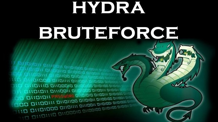 THC-Hydra Tool  - hydrimage - Online password Bruteforce attack with THC-Hydra Tool