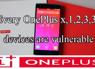 Vulnerability with OnePlus devices