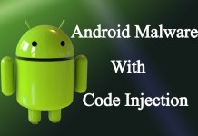 First Ever Android Rooting Malware with Code Injection Capabilities