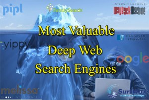 TOP 10 Deep Web Search Engines
