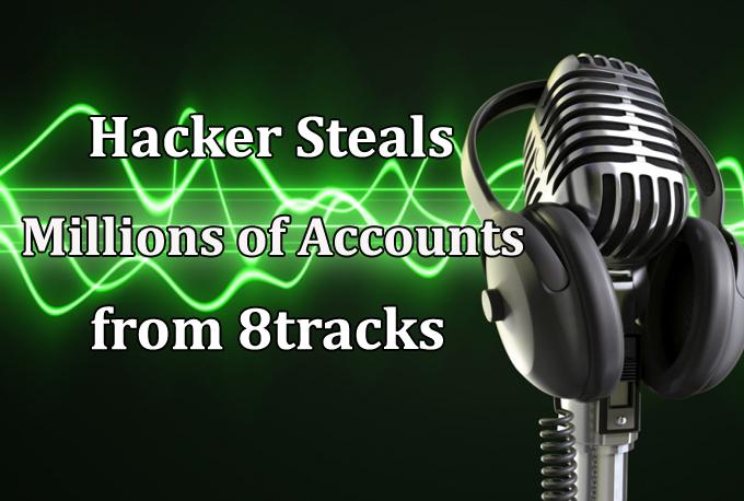Hacker Steals Millions of credentials from Internet Radio