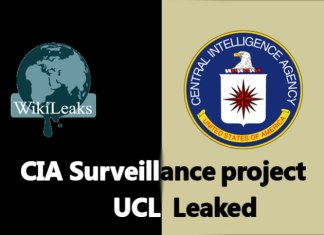 CIA Malware Development Surveillance Project