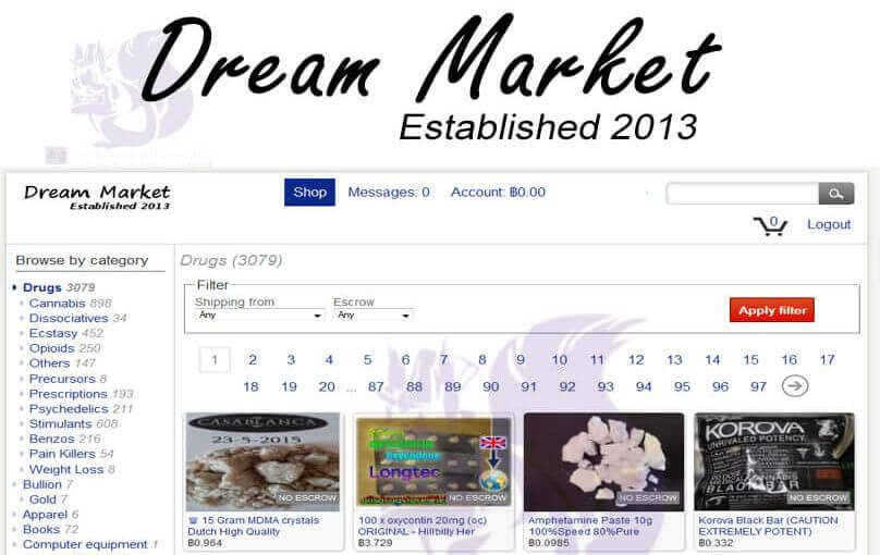 Dark web users fear that dream market also seized ccuart Gallery