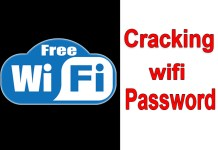Cracking WiFi Password with fern wifi-cracker