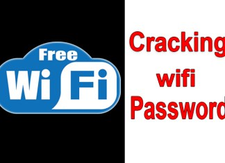 Cracking WiFi Password with fern wifi-cracker