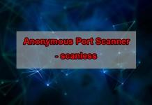 port scans