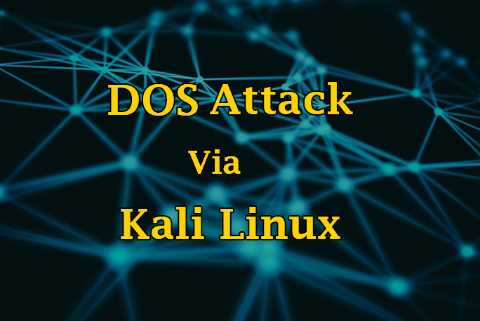 Kali Linux Tutorial - Most Powerful DoS tool XERXES