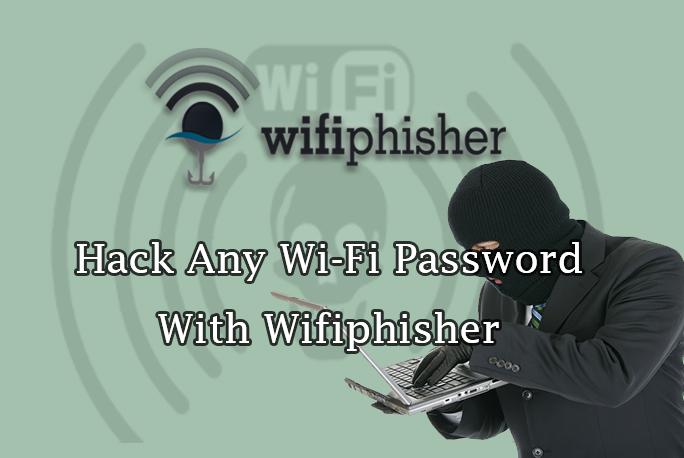 Kali Linux Tutorial - Wifiphisher to Crack WPA/WPA2 WiFi Passwords