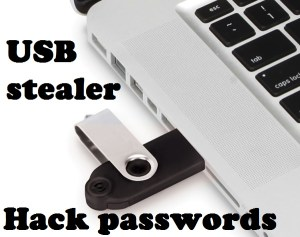 USBStealer – Password Hacking Tool For Windows Machine Applications ...