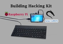 Raspberry Pi and Kali Linux