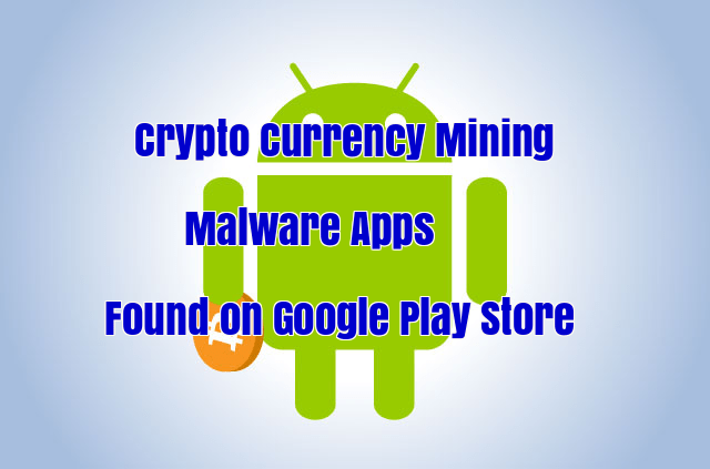 Cryptocurrency mining using android
