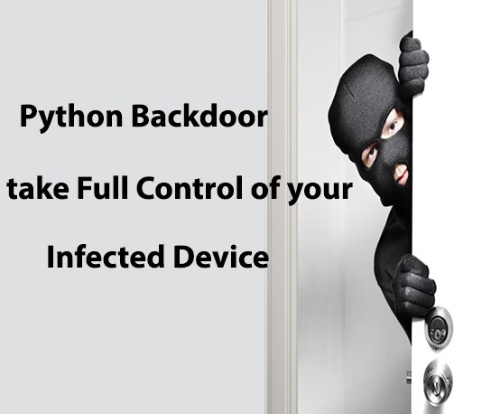 Python Backdoor