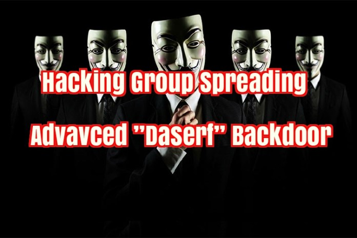 Daserf Backdoor  - AOyeq1510250459 - Hacking Group Spreading Daserf Backdoor using Steganography