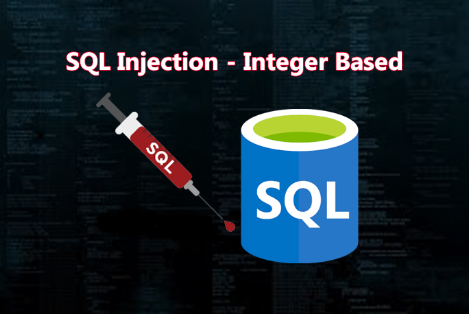 Web Application Pentesting with Manual SQL Injection – Integer Based