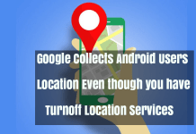 Users Location