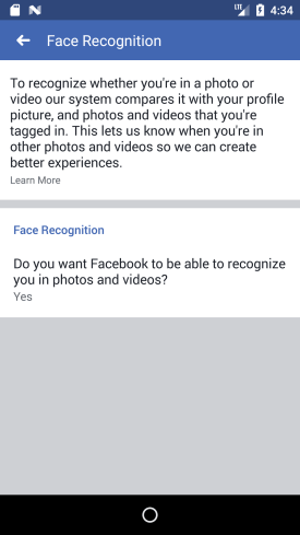 Facebook Will Alert you