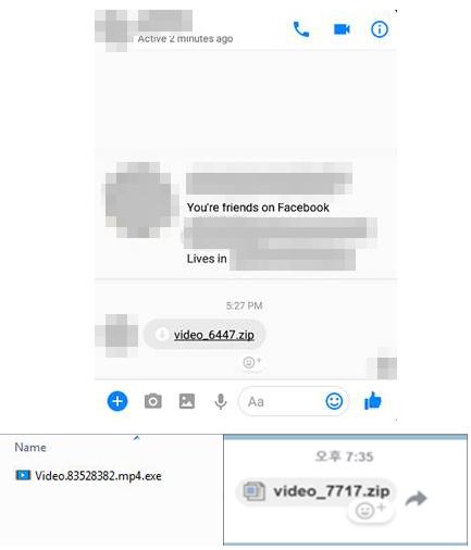 facebook Messenger cryptocurrency