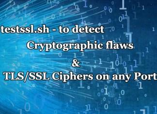 TLS/SSL vulnerabilities