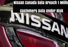 Nissan Canada Data Breach