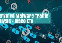 Encrypted traffic