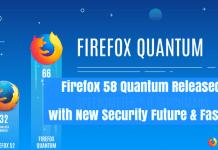 Firefox 58 Released
