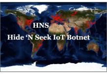 HNS IoT Botnet