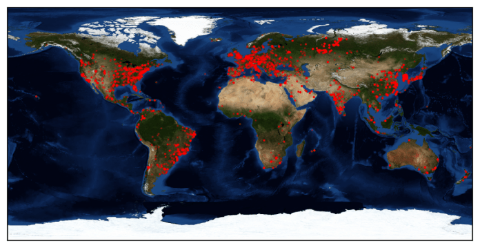 HNS IoT Botnet  - output 1024x528 - HNS IoT Botnet Compromised More than 14k Devices