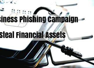 Business Phishing Campaign