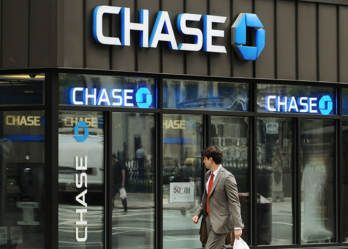 Bank Account  - CHASE - JP Morgan Chase Internal Glitch Exposed Customer Bank Accounts