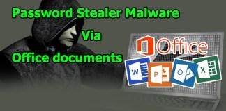 Password Stealer Malware