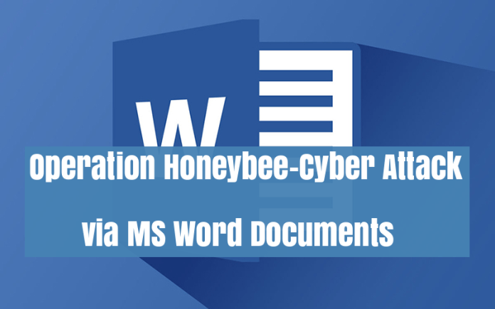 Backdoor Using MS Word