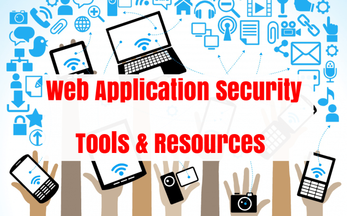 Web Application Security Tools