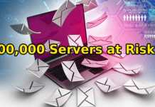 Exim email servers