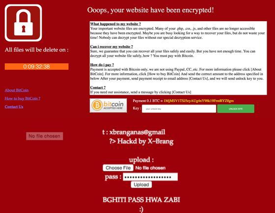 Ukraine Energy Ministry  - Bitcoin Ransomware - Ransomware Attack Hits Ukraine Energy Ministry Website