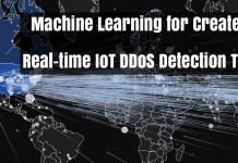 DDoS detection tool