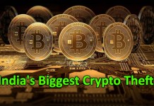 India's biggest crypto theft