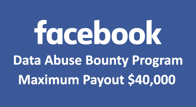 Data Abuse Bounty